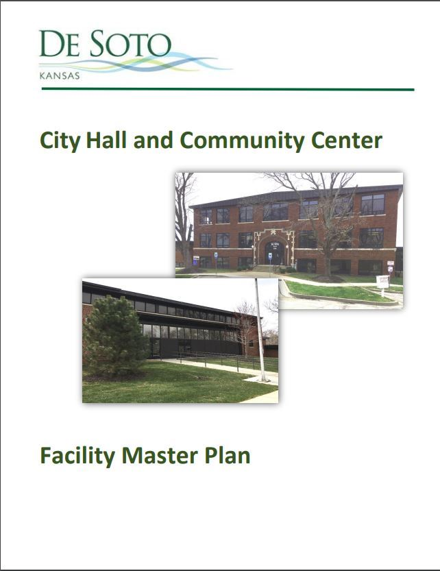 City Hall and Community Center Front Page